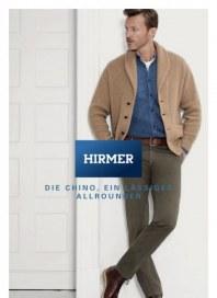 Hirmer Die Chino Oktober 2018 KW43