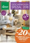 Leiner Leiner (Leiner Geschenkideen Spezial) Dezember 2018 KW49