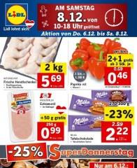 Lidl Lidl Food KW50 Dezember 2018 KW49