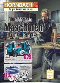 Hornbach Hornbach (Maschinen_fuer_Dein_Projekt) Dezember 2018 KW49