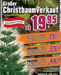 Hornbach Hornbach (Christbaumverkauf_HORNBACH_2018) Dezember 2018 KW49 1