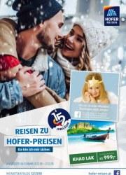 Hofer Hofer Reisen KW50 Dezember 2018 KW48