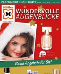 Müller Mueller (Aktueller Prospekt) Dezember 2018 KW50 2