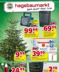 hagebaumarkt Hagebau (Weekly2) Dezember 2018 KW49 1