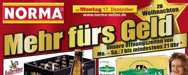 Norma Norma weekly Dezember 2018 KW51 3