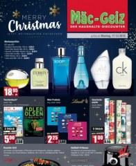 Mäc-Geiz MaecGeiz weekly Dezember 2018 KW51 2