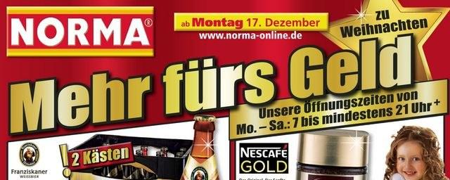 Norma Norma weekly Dezember 2018 KW51 4