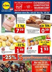 Lidl Lidl Food KW51 Dezember 2018 KW50