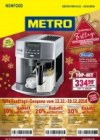 Metro Cash & Carry Metro (Non-Food 13.12.2018 - 19.12.2018) Dezember 2018 KW50