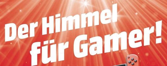 MediaMarkt Mediamarkt (Der Himmel für Gamer) Dezember 2018 KW50