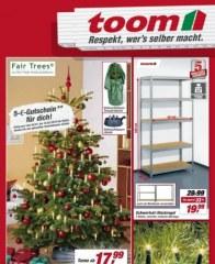 toom Baumarkt TOOM Baumarkt (Weekly) Dezember 2018 KW50 8