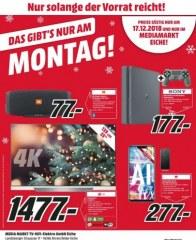 MediaMarkt Mediamarkt (1612) Dezember 2018 KW50