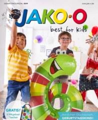Jako-O Geburtstags-Spezial 2019 Dezember 2018 KW51