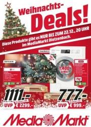 MediaMarkt Mediamarkt (2012) Dezember 2018 KW51
