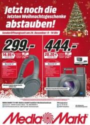 MediaMarkt Mediamarkt (Aktuelle Angebote) Dezember 2018 KW51 12