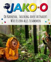 Jako-O Faschingsmailing 2019 Dezember 2018 KW52