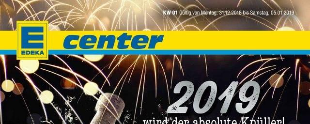 Edeka Edeka Center (Weekly) Januar 2019 KW01 1