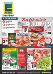 Edeka Edeka Center (Weekly) Januar 2019 KW01 2