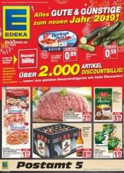 Edeka Edeka (weekly) Januar 2019 KW01 3