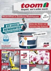 toom Baumarkt TOOM Baumarkt (KW02) Januar 2019 KW01 4
