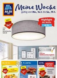 Aldi Süd Aldi Süd (Weekly) Januar 2019 KW03 1