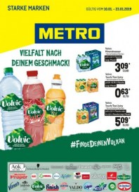 Metro Cash & Carry Metro (Starke Marken 10.01.2019 - 23.01.2019) Januar 2019 KW02