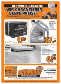Globus Baumarkt Globus BM (weekly) Januar 2019 KW03 3