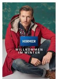 Hirmer Willkommen im Winter Januar 2019 KW02
