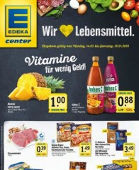 Edeka Edeka Center (Weekly) Januar 2019 KW03 20