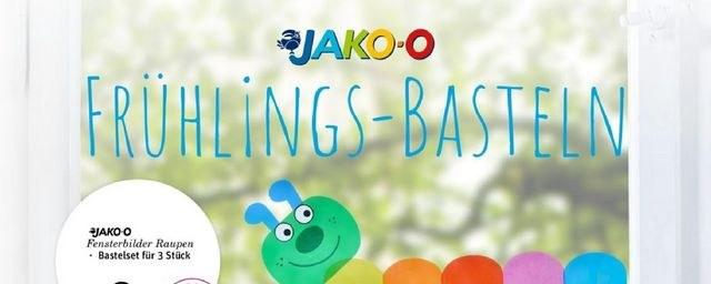 Jako-O Bastel-Spezial Frühling 2019 Januar 2019 KW04