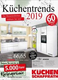 Schaffrath Schaffrath (Küchen Schaffrath - Unsere Angebote) Januar 2019 KW03