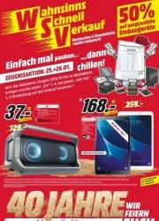 MediaMarkt Mediamarkt (Aktuelle Angebote 3) Januar 2019 KW04 18
