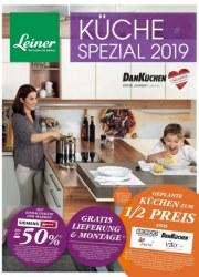 Leiner Leiner (Küche Vollsortiment) Januar 2019 KW05