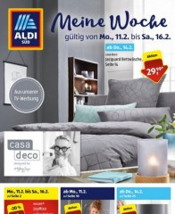 Aldi Süd Aldi Süd (Meine Woche) Februar 2019 KW07