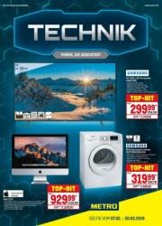 Metro Cash & Carry Metro (Technik Spezial 07.02.2019 - 20.02.2019) Februar 2019 KW06