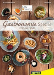 Metro Cash & Carry Metro (Gastronomie Spezial 07.02.2019 - 10.04.2019) Februar 2019 KW06