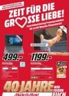 MediaMarkt Mediamarkt (Zeit für die grosse Liebe!) Februar 2019 KW06-Seite1