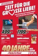 MediaMarkt Mediamarkt (Zeit für die grosse Liebe!) Februar 2019 KW06