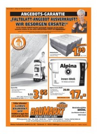 Globus Baumarkt Globus BM (weekly) Februar 2019 KW08 5