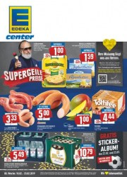 Edeka Edeka Center (Weekly) Februar 2019 KW08 13