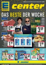 Edeka Edeka Center (Weekly) Februar 2019 KW08 19
