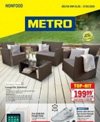 Metro Cash & Carry Metro (Non-Food 21.02.2019 - 27.02.2019) Februar 2019 KW08