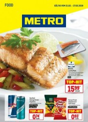 Metro Cash & Carry Metro (Food 21.02.2019 - 27.02.2019) Februar 2019 KW08