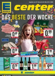 Edeka Edeka Center (Weekly) Februar 2019 KW09 24