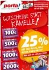Porta Möbel Porta (Jetzt bis zu 2000 € beim Möbel- und Teppichkauf sparen - 27.02.2019 - 05.03.2019)