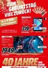 MediaMarkt Mediamarkt (Zum Geburtstag Viel Zurück) Februar 2019 KW09-Seite1