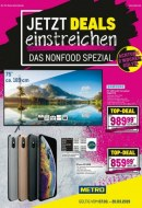Metro Cash & Carry Metro (Non-Food 07.03.2019 - 20.03.2019) März 2019 KW10