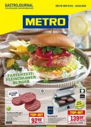Metro Cash & Carry Metro (GastroJournal 07.03.2019 - 20.03.2019) März 2019 KW10