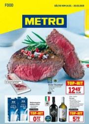 Metro Cash & Carry Metro (Food 14.03.2019 - 20.03.2019) März 2019 KW11