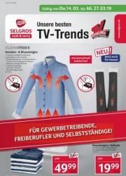 Selgros Selgros (TV Artikel) März 2019 KW11
